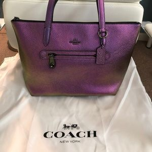 Coach Taylor Tote in Hologram